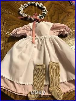 American Girl Pleasant Company Kirsten Birthday Outfit Complete EUC RETIRED