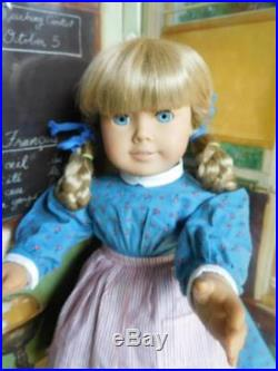 American Girl Pleasant Company Kirsten White Body Vintage/Meet Outfit Collector