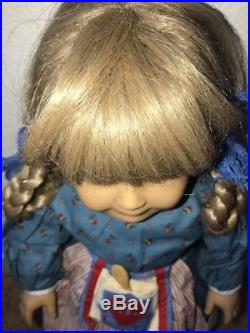 American Girl Pleasant Company Kirsten With Meet Outfit Collectors Dream