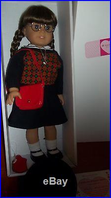 American Girl Pleasant Company Molly 18 Doll Complete Outfit & Accessories