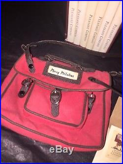 American Girl Pleasant Company Molly McIntire Retired Lot Desk Outfits Satchel