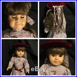 American Girl Pleasant Company Samantha White Body Doll Meet outfit W Germany