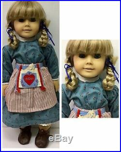 American Girl/Pleasant Company-White Body KIRSTEN Historical Retired + OUTFITS