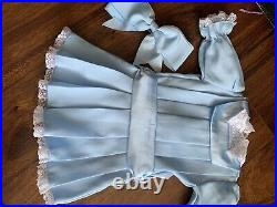 American Girl Pleasant company Doll Rare Samantha Blue Skate Outfit
