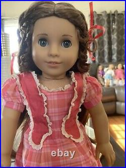 American Girl RETIRED Marie Grace Doll In Original Outfit Excellent