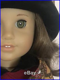 American Girl Rebecca Doll Lot Book, Hanukkah SET, & (5) Outfits