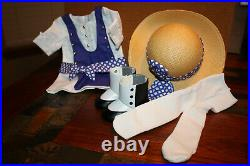 American Girl Rebecca Retired Play Outfit NIB RARE