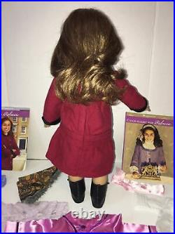 American Girl Rebecca Rubin Retired Historical 18 Doll Lot with Outfits