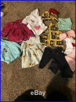 American Girl (Retired) Bitty Baby Twins with Outfits and More! MUST SEE