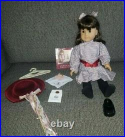 American Girl Retired Doll Samantha Parkington Pleasant Company Original Outfit