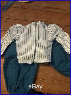 American Girl Retired Samanthas Bicycling Outfit excellent condition