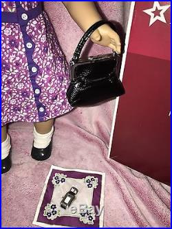 American Girl Ruthie With Box Accessories Book And Extra Outfit! Lot