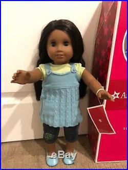 American Girl SONALI MATTHEWS 2009 Doll withOriginal Box & Meet Outfit, Beautiful
