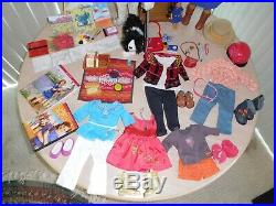 American Girl Saige Collection Doll Balloon Horse Dog Outfits Accessories World