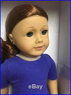 American Girl Saige doll and outfit