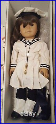 American Girl Samantha 18 Doll Original PLEASANT COMPANY Six Outfits RETIRED