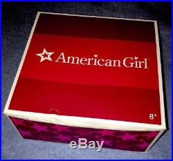 American Girl Samantha Bird Watching Outfit Binoculars, Cards COMPLETE in Box