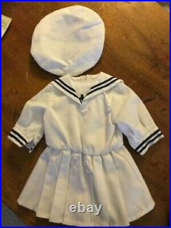 American Girl Samantha Extra outfits and Trunk Retired Pleasant Company