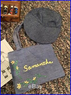 American Girl Samantha Summer Story Outfit and Accessories 1991 Retired