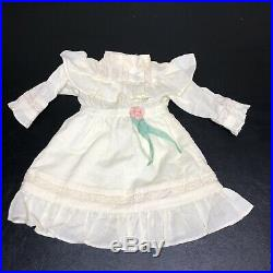 American Girl Samantha Sunday Lawn Party Dress Outfit croquet complete retired