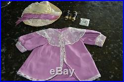 American Girl Samantha's Bird Watching Outfit with Binocula's and Cards (NIP)