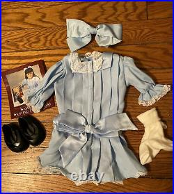 American Girl Samantha's Retired Skating Party Outfit