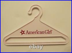 American Girl Samantha's VELVET DRESS MOVIE OUTFIT LAST Historical O/F New MIB