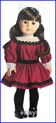 American Girl-Samantha with 2 Outfits-In Perfectly Conditioned Box-Free Shipping