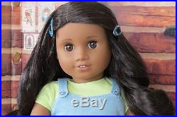 American Girl Sonali DollComplete Meet outfit, no box or bookFree Ship