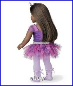 American Girl Sugar Plum Fairy Nutcracker Outfit for 18-inch Dolls NEW NO DOLL
