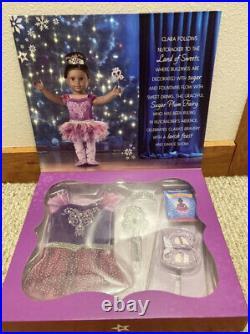 American Girl Sugar Plum Fairy Outfit