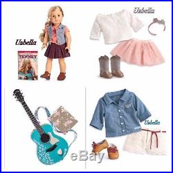 American Girl Tenney Doll & Accessories & Spotlight outfit & Picnic outfit Tenny