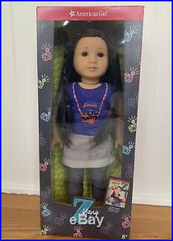 American Girl Z Yang Doll with Extra NASA Outfit 18