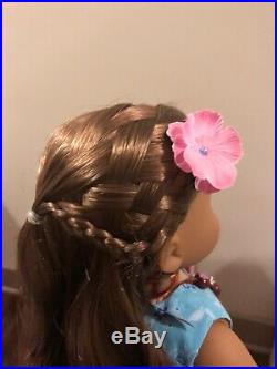 American Girl doll Kanani GOTY 2011 with outfits, accessories, and books