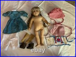 American Girl doll Kirsten 1994 Pleasant Company, Original Outfit/Accessories