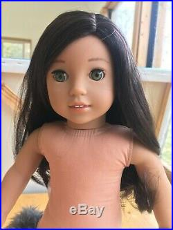 American Girl doll Nanea, Mele, Hula outfits