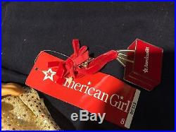 American Girl dolls with extras, Christmas ornament, Coconut Cutie Outfit