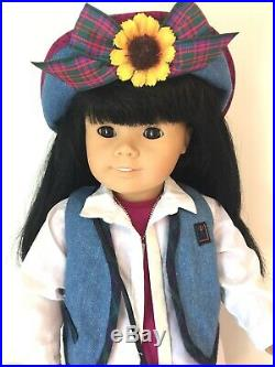 American Girl of Today ASIAN DOLL GT4C, Mix & Match Outfit, Accessories COMPLETE