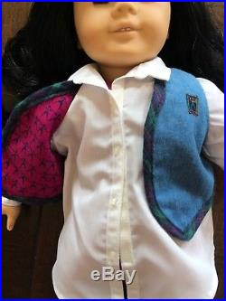 American Girl of Today Asian JLY #4 Doll Mix & Match outfit 1995 Pleasant Co