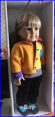 American Girl of Today Retired #3 Vintage in box and original meet outfit EUC