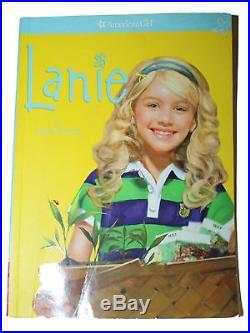 American Girl of the Year Lanie 2010 Doll Book Set Meet Outfit GOTY