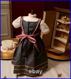 American girl Felicity 1997 Limited Edition Town Fair Outfit & Windmill in Box