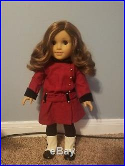 American girl lot Kit, Rebecca, Ivy, and Grace plus outfits