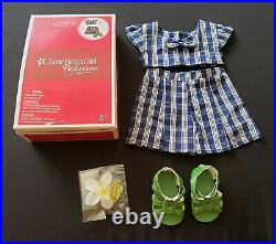 American girl nanea palaka doll outfit, complete, EUC to newlike condition