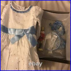 American girl nutcracker Prince And Clara Outfit Set
