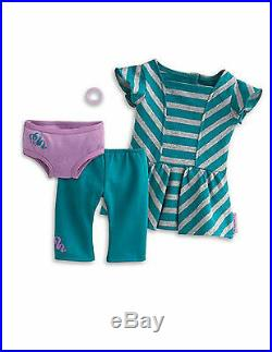 BRAND NEW 18 American Girl MCKENNA DOLL 2012 In Meet Outfit Wrist Tag Book BOX