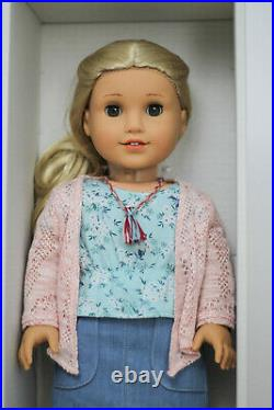 Brand New Kira in Custom Outfit 18 American Girl Doll