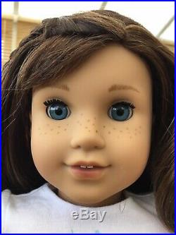 Completely Restored American Girl Doll Grace In Meet Outfit