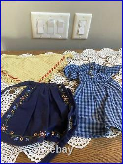 Doll Pleasant Company Clothing Retired Kirsten On The Trail Outfit Tagged