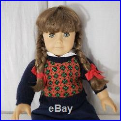 Early Molly McIntire 1987 American Girl Pleasant Company Doll Meet Outfit